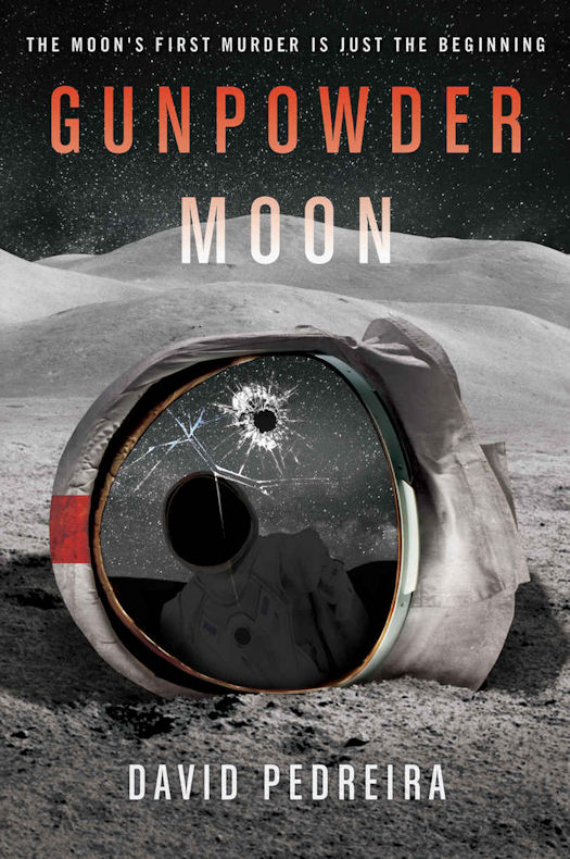 Interview with David Pedreira, author of Gunpowder Moon