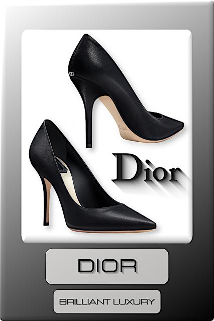 ♦Dior High Heels #dior #pumps #designershoes #brilliantluxury