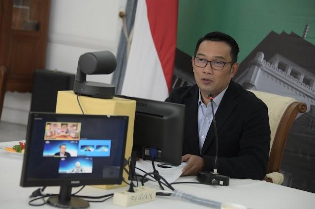 Gubernur Emil:  Penggunaan Dana Pinjaman PEN di Jabar Diawasi Empat Lembaga Negara