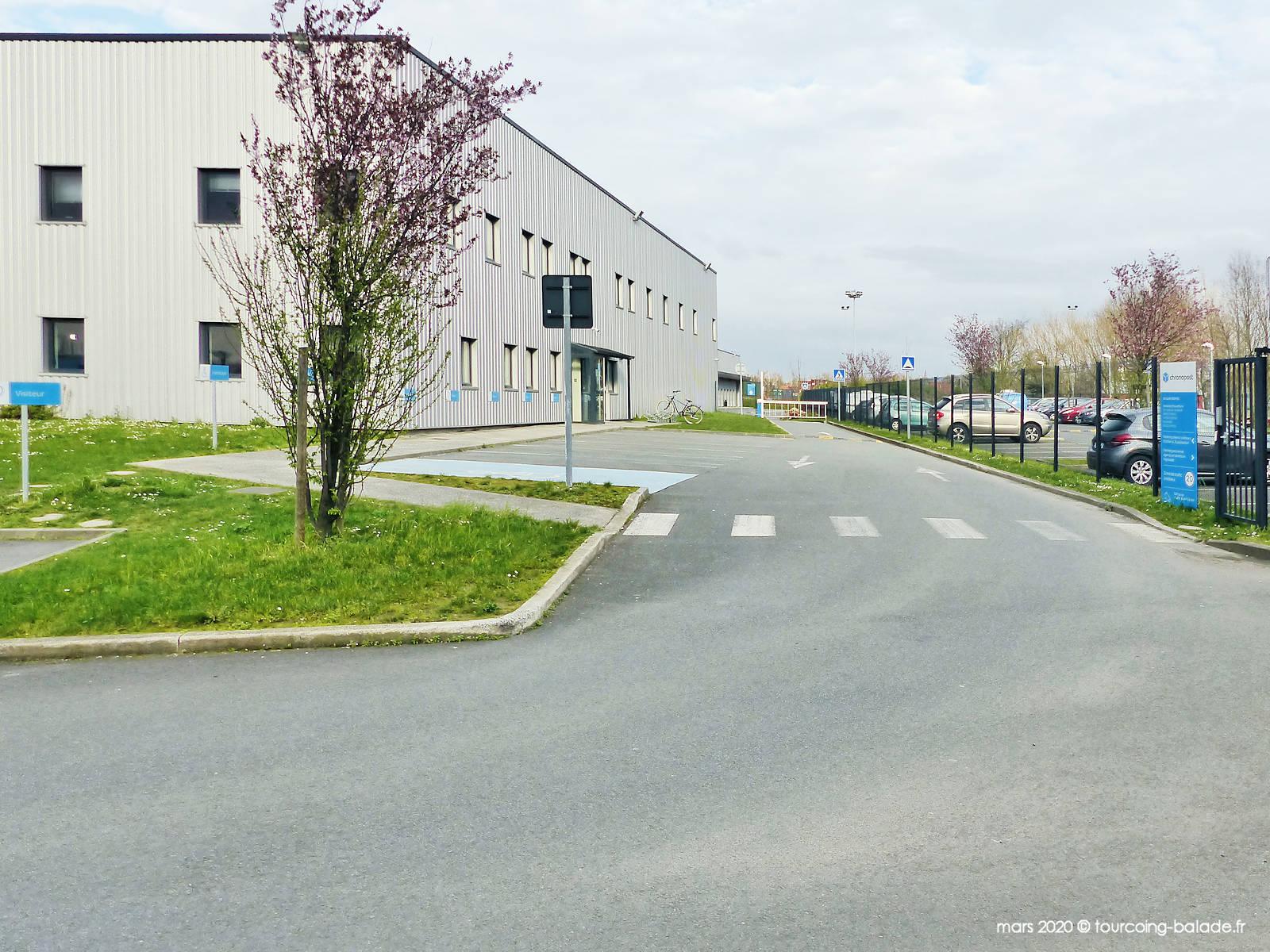 Agence Chronopost Lille Port Fluvial