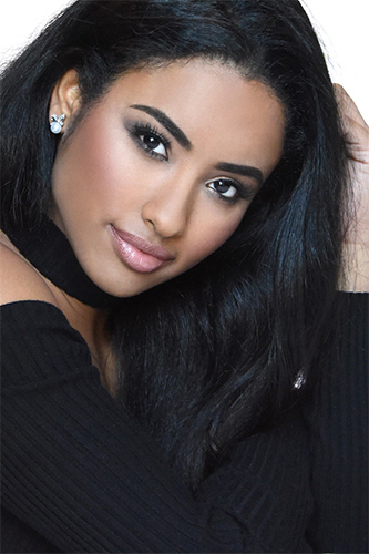 Miss Teen USA 2018 Candidates Contestants Delegates Rhode Island Aliyah Moore