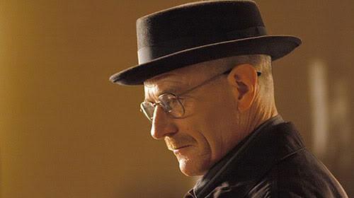 619767e0a95 Headstart Hats  Breaking Bad - Walter White Hat