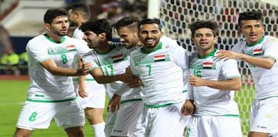 مشاهدة مباراة العراق واليمن