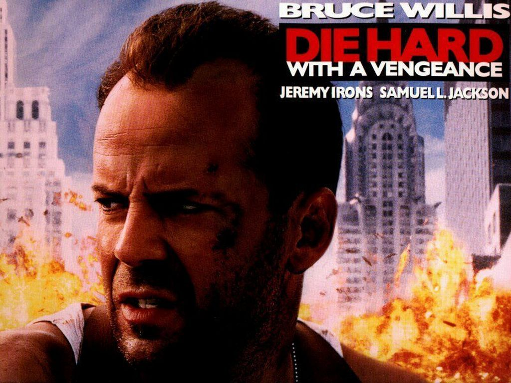 Movies And Tv Shows Die Hard With A Vengeance 1995