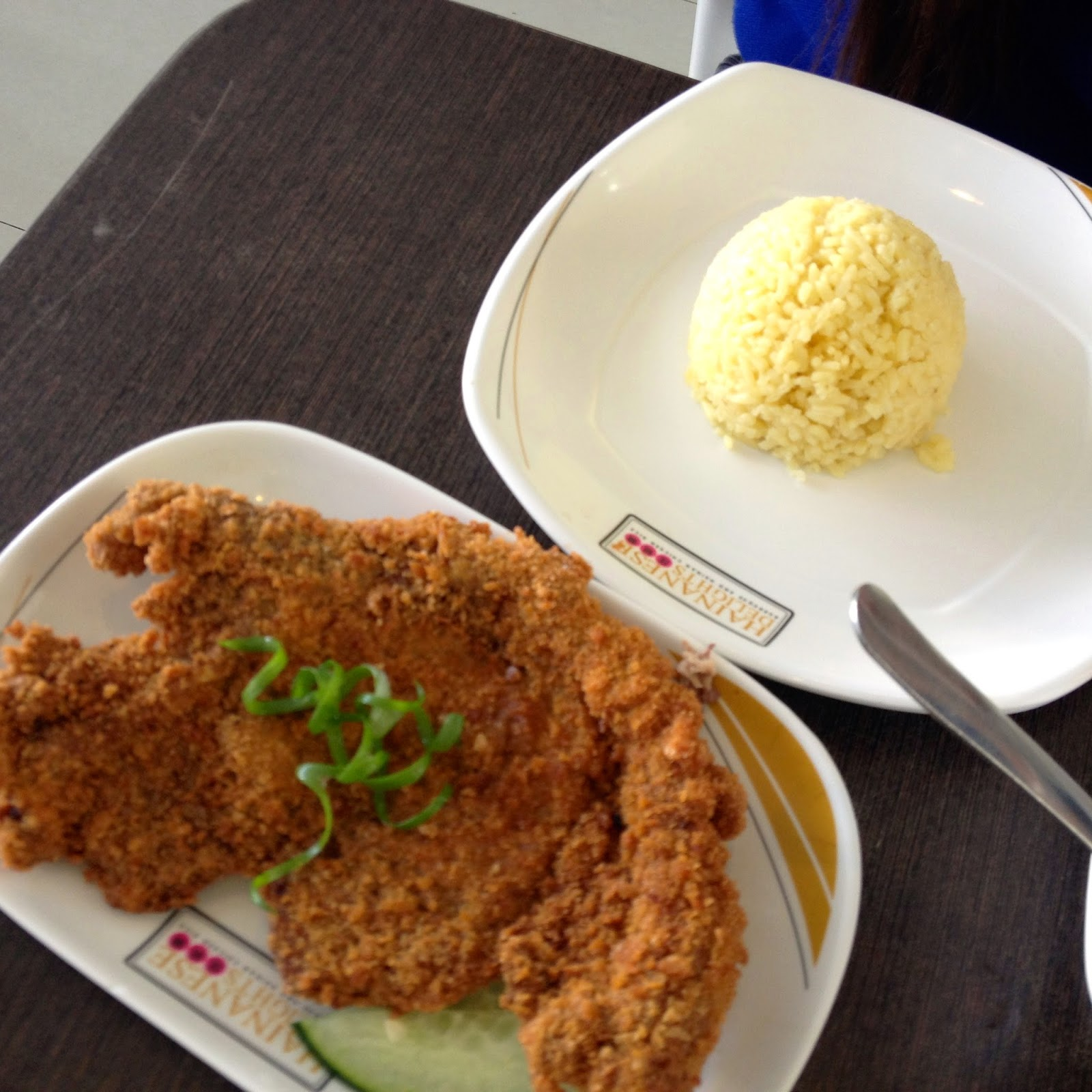 Hainanese Delights, 2nd Level, Robinsons Cybergate Cebu