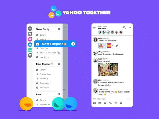 yahoo-Best Business Communication tools For More Effective Team Collaboration - Hire A Virtual Assistant