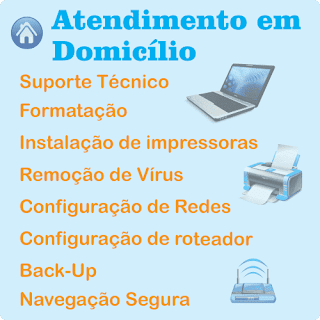 Assistência Técnica a Domicilio Luan