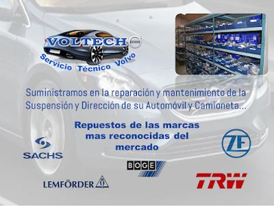 Repuestos Automoviles Volvo Bogota