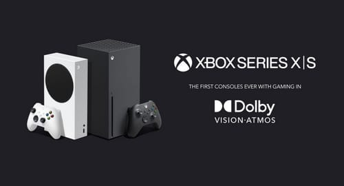 The new Xbox console tests Dolby Vision HDR gaming