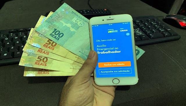 PODCAST REDE GUMA - Auxílio de R$ 300: Pouco mais da metade receberá todas as quatro parcelas