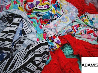 Hình ảnh thu mua vải tồn kho ADAMIS tại Bình Dương