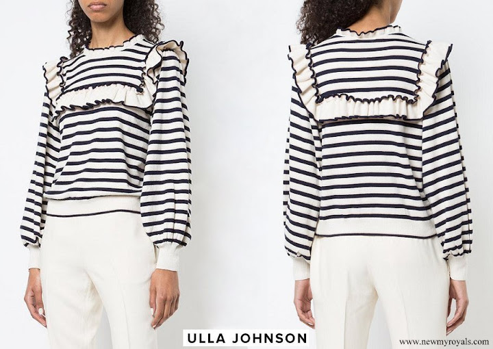 Crown-Princess-Mette-Marit-wore-Ulla-Johnson-Lourdes-Striped-Ruffle-Sweatshirt.jpg