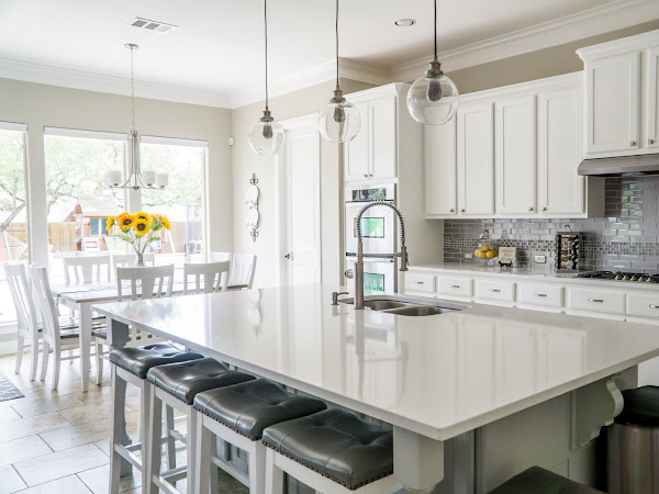 10 Mental Health Benefits of a Clean Kitchen