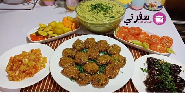 الطعمية البيتي المظبوطة جدا فاطمه ابو حاتي