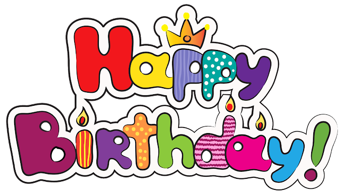 Birthday cake, Colorful Happy Birthday, Happy Birthday text overlay, wish, text png by: pngkh.com