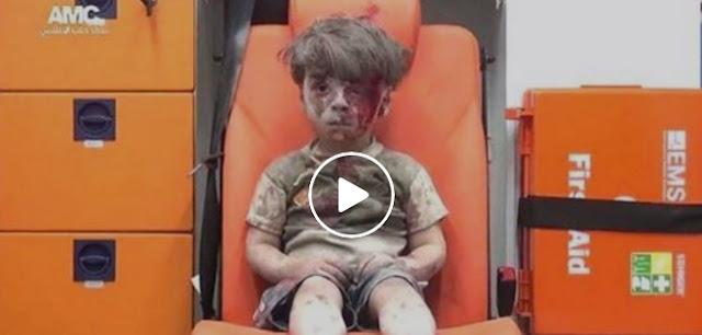 """Omran The Lucky Child"" - Kisah Bocah Yang Selamat Dari Reruntuhan Allepo"