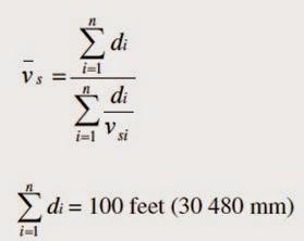 Determining Shear Wave Velocity