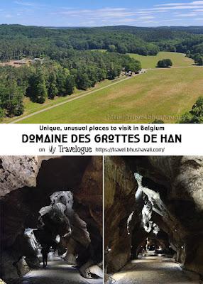 Domaine des Grottes de Han Pinterest