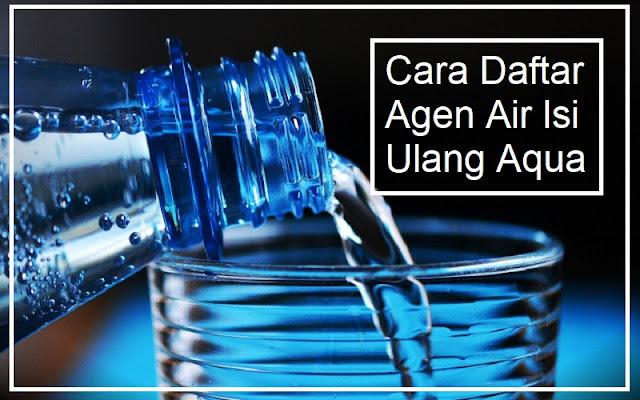 daftar agen air isi ulang