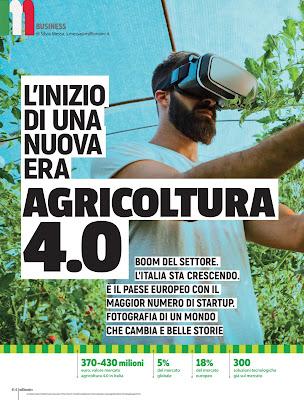 tecnologia agricoltura