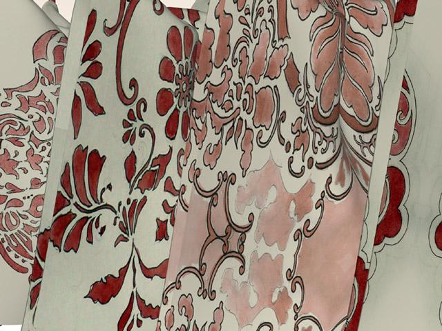 disegni per tessuti, Mirna Radovanovic