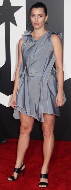 Zack Snyder's Justice League Film Actress Lisa Loven Kongsli Hot Photoshoot Stills Actress Trend