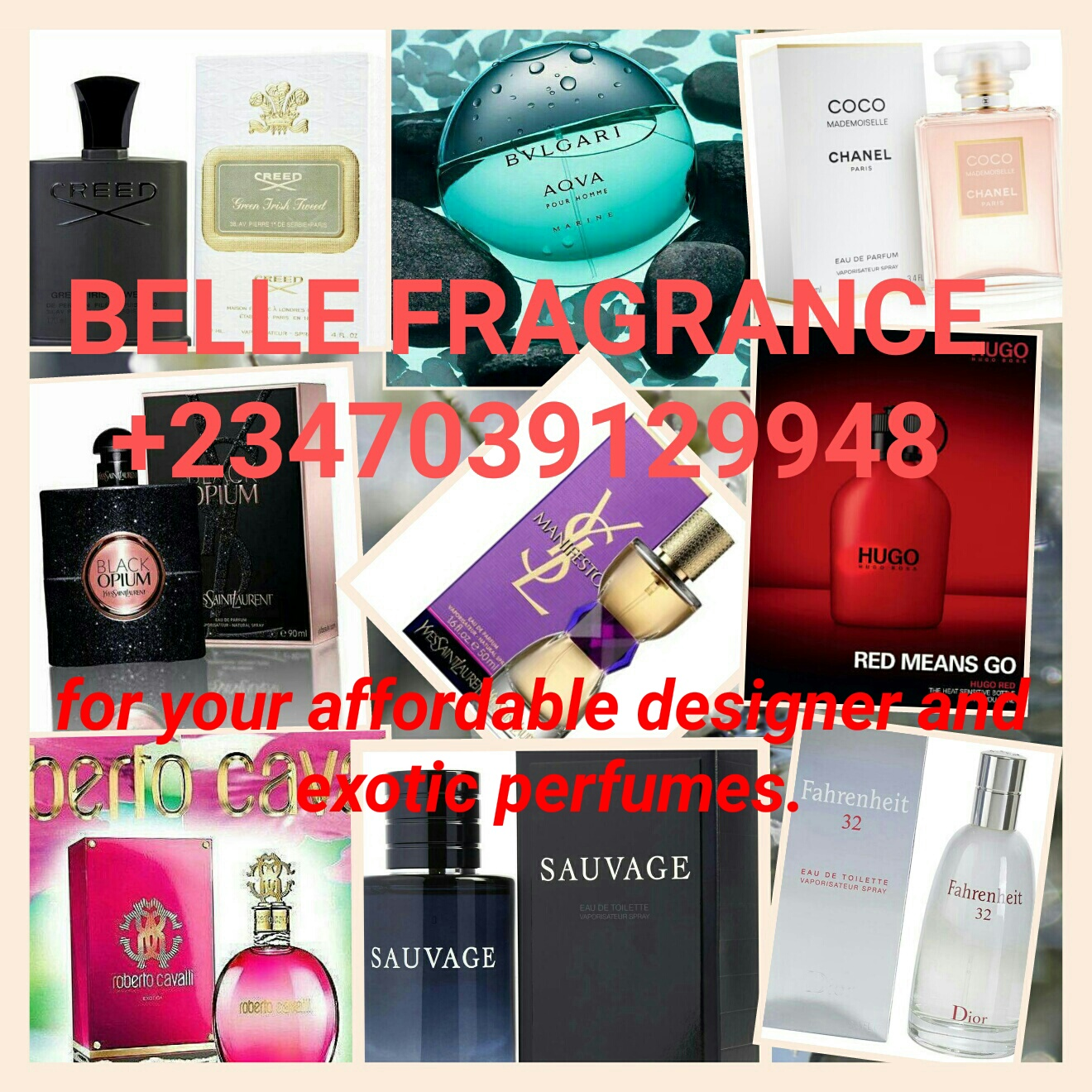 BELLE FRAGRANCE