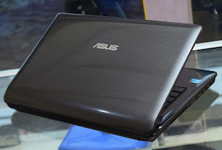 Jual Laptop ASUS K42J Core i3-M370 Second Malang