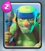 Spear goblins arena 8 deck terbaik