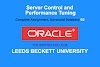 Server Control and Performance Tuning, Advanced Database B2, Oracle