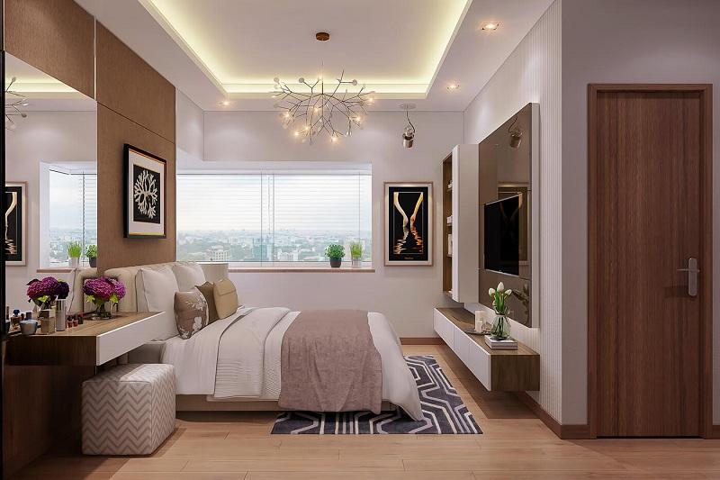 Tư vấn thiết kế nội thất chung cư hiện đại theo xu hướng năm 2018 - H11