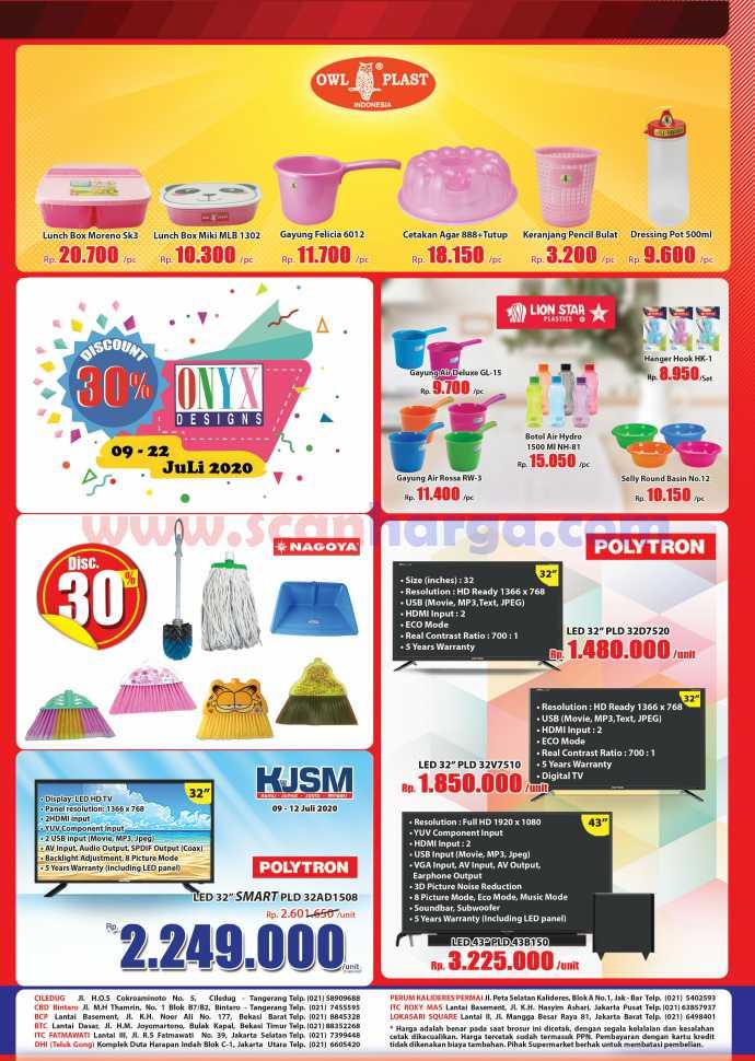 Katalog Promo Hari Hari Pasar Swalayan 9 - 22 Juli 2020 8