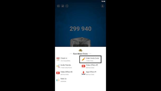 شرح تطبيق جديد ورائع يدفع لك المال لحسابك في البايبال مقابل الضغط على الشاشة فقط مع اثبات السحب