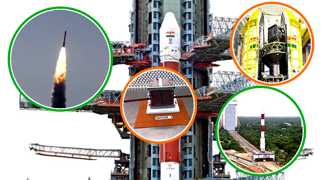 ISRO creates history, successfully launches record 20 satellites