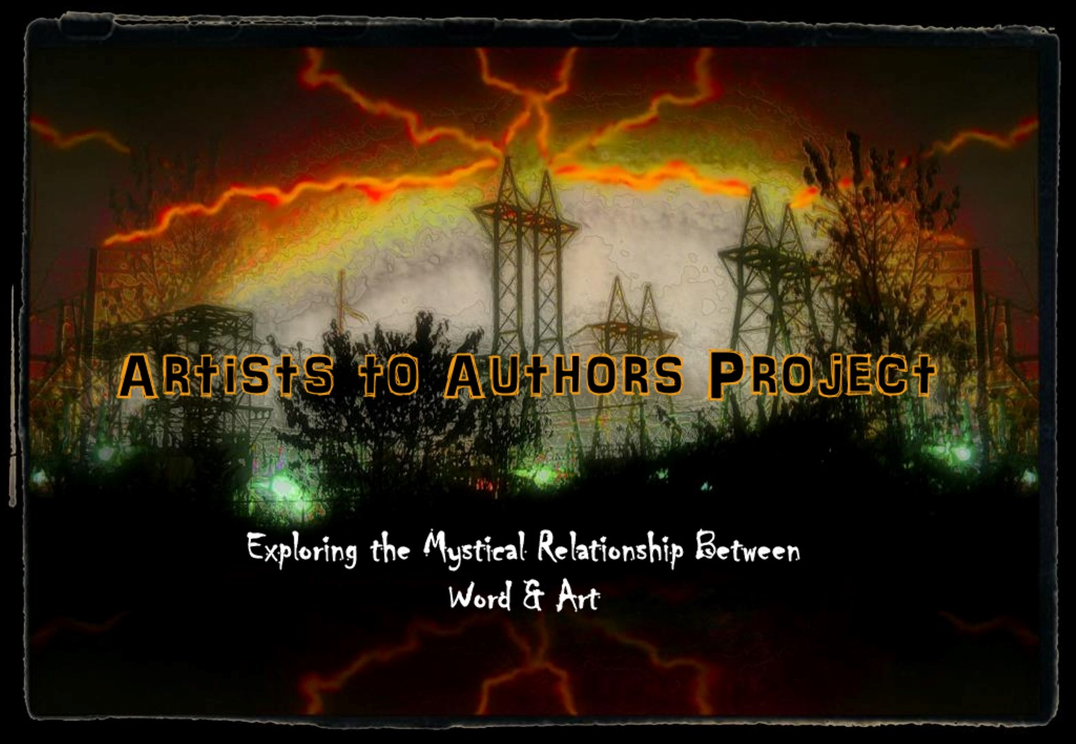 The Artists to Authors Project