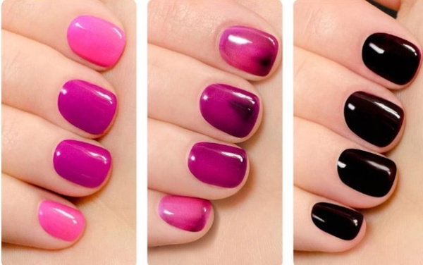 She Dips Her Finger Into Her Drink And When Her Nail Polish Changes Its Color, She Discovers Something Unexpected!