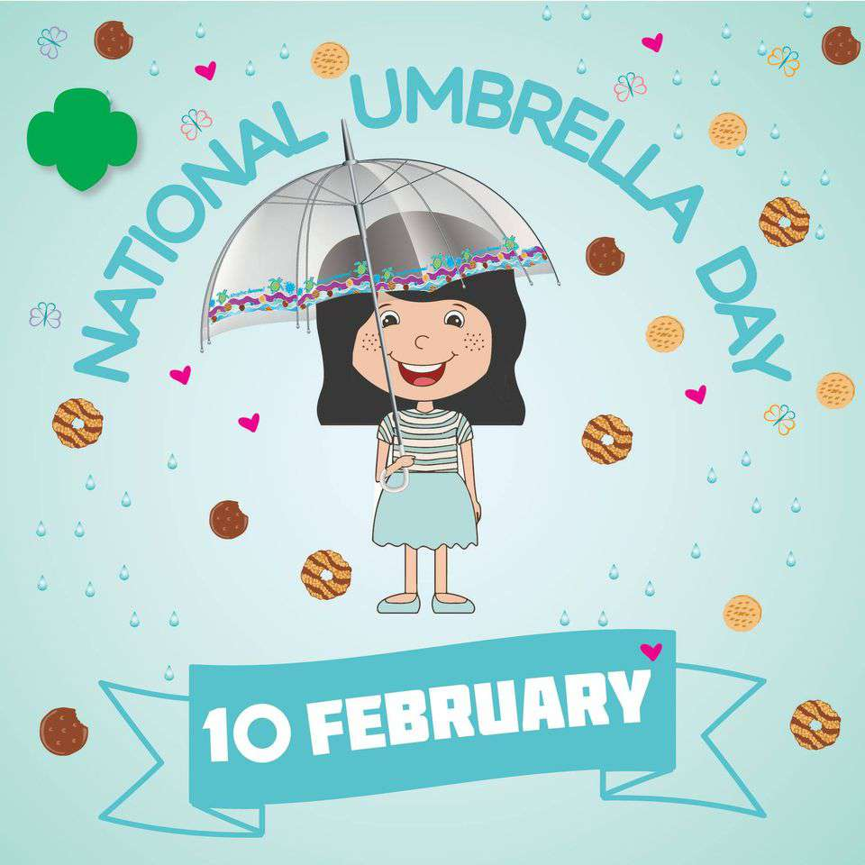 National Umbrella Day Wishes For Facebook