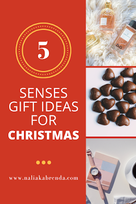 5 SENSES GIFT IDEAS FOR CHRISTMAS