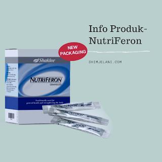 Info Produk : Nutriferon