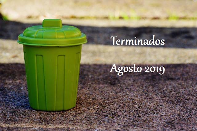 Terminados Agosto 2019