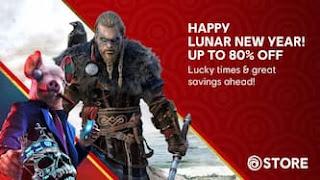 بدء التخفيضات الجديدة بنسبة 80٪ على متجر Ubisoft