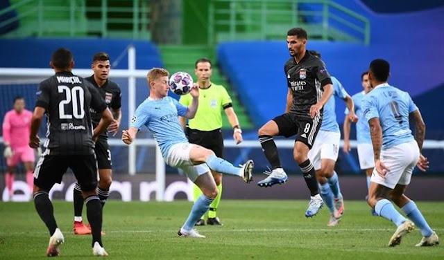 Cae el Manchester City ante Olympique de Lyon