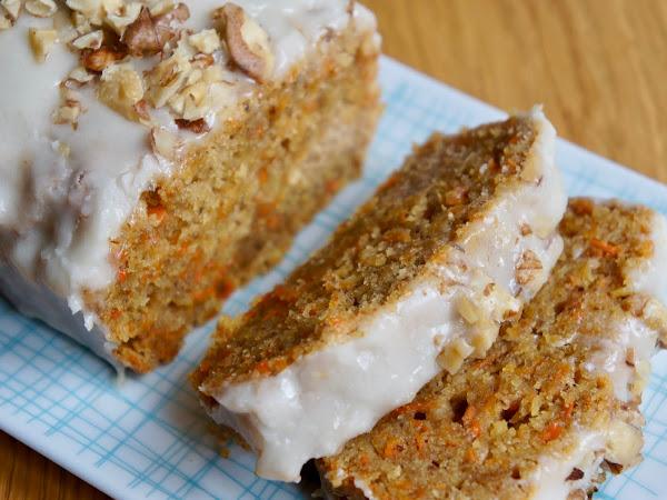 REZEPT: Karottenkuchen (glutenfrei + vegan)