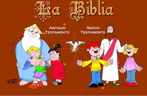 BIBLIA ONLINE PARA NIÑOS