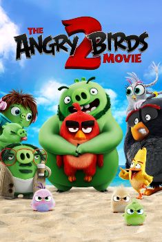 Angry Birds 2: O Filme Torrent – HDRip 720p/1080p Dual Áudio<