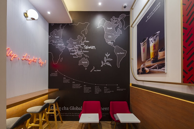 Gong Cha Flagship Store