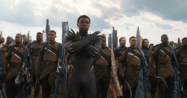 Wakanda Forever, Black Panther, Czarna Pantera, Okoye, wojsko