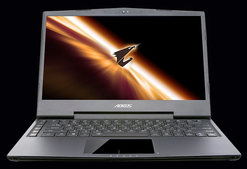 Gigabyte Aorus X3, Lightest Gaming Laptop