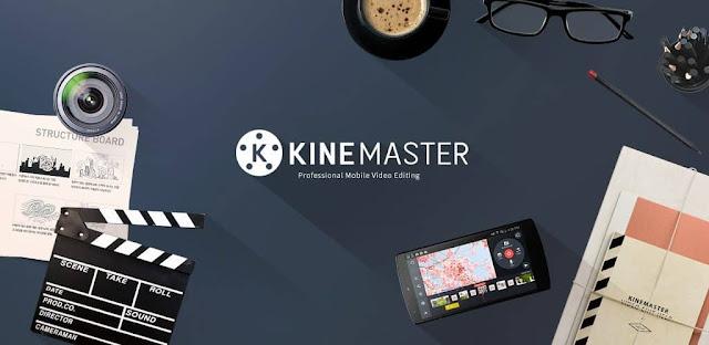تحميل تطبيق KineMaster Pro – مهكر كامل مجانا للاندرويد