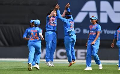SA-W tour of IND 2019 SA-W vs IN-W 1st ODI Match